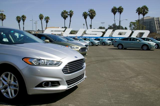 Ford研發車隊採購工具,協助企業建立環境友善車隊