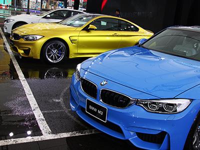全新BMW M3四門跑車、M4雙門跑車正式登台!貫徹 Turbo動力新世代!