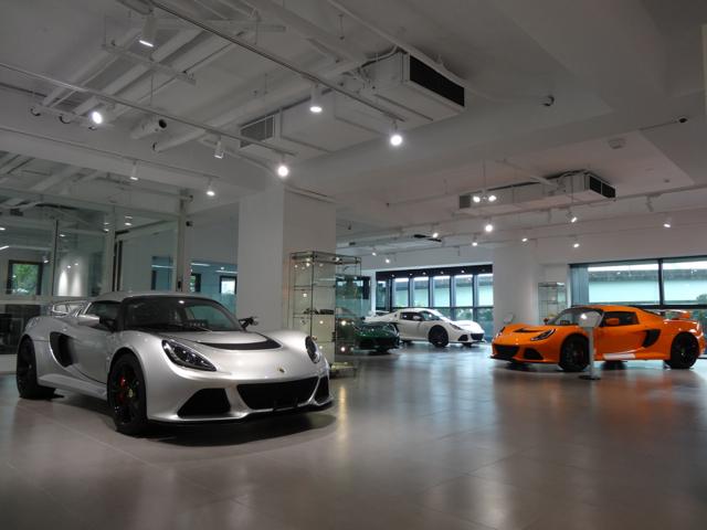 Gama Lotus全新內湖展示中心開幕, 原廠全球最高規格打造,導入品牌新體驗