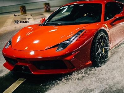 DMC推出 Ferrari 458 Italia與 Spider空力套件!霸氣直逼 Speciale!