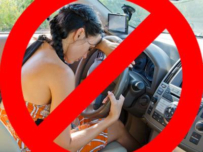 無人駕駛車新法上路,禁止駕駛在車上看報或睡覺!
