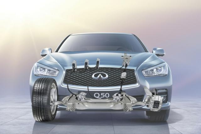 INFINITI Q50S HYBRID首批限量30台預售搶購