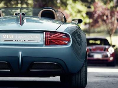 【熱門話題】MINI Superleggera Vision concept概念車,Mazda MX-5殺手?