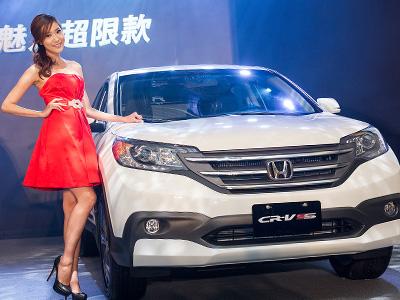 Honda CR-V SUPER S上市,MODULO套件免費升級!
