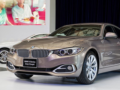 BMW 4系列 Gran Coupe正式在台上市,結合機能與性能的轎跑!
