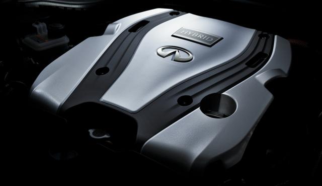 INFINITI Q50S HYBRID油電系統延長保固:6年或15萬公里