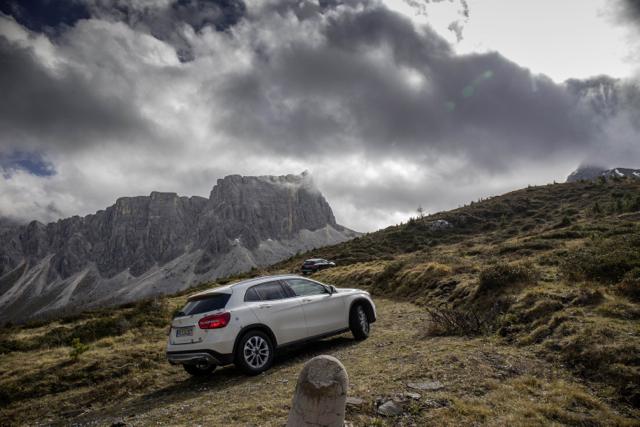 【預告】Mercedes-Benz The new GLA 即將發表!駕馭騁馳 引燃冒險魂