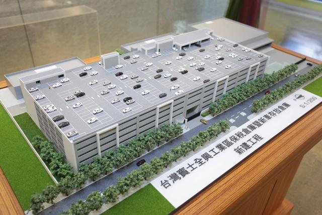 台灣賓士攜手中華賓士集團 全新打造港外自有保稅倉庫暨新車停放倉庫
