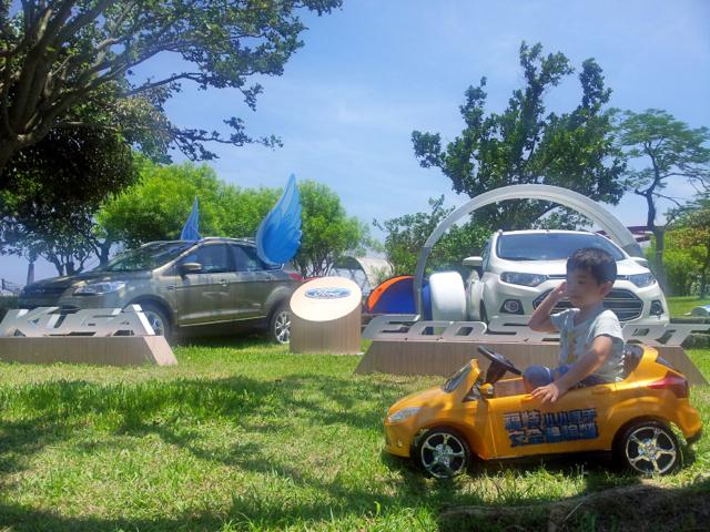 童玩節和熱氣球嘉年華本週登場:Ford陪你飛天戲水!還有熱氣球培訓營等優惠好康