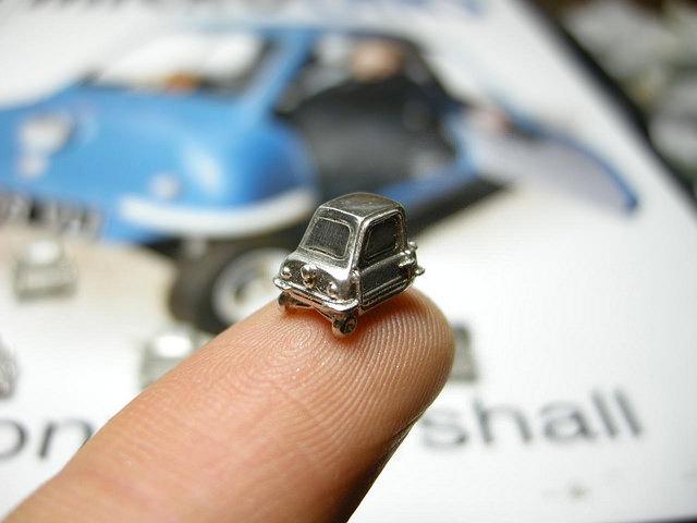 金氏世界紀錄最小的汽車:Peel P50