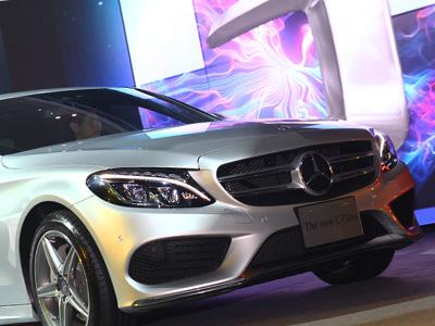 史上最豪華 Mercedes-Benz The new C-Class正式在台上市!售價195萬元起