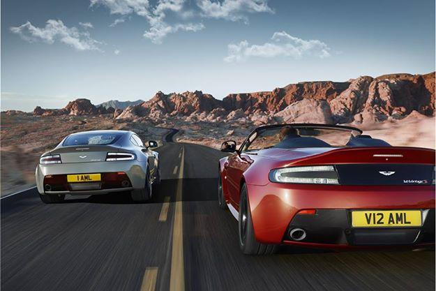 【熱門話題】Aston Martin該買雙門 Coupe還是敞篷的呢?