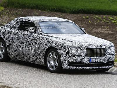 Rolls-Royce Motor Cars證實即將開發新款車型,它會是 Wraith Drophead Coupe嗎?