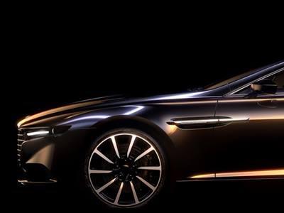 【熱門話題】猜猜 Aston Martin Lagonda頂級轎車只有哪裡有賣?