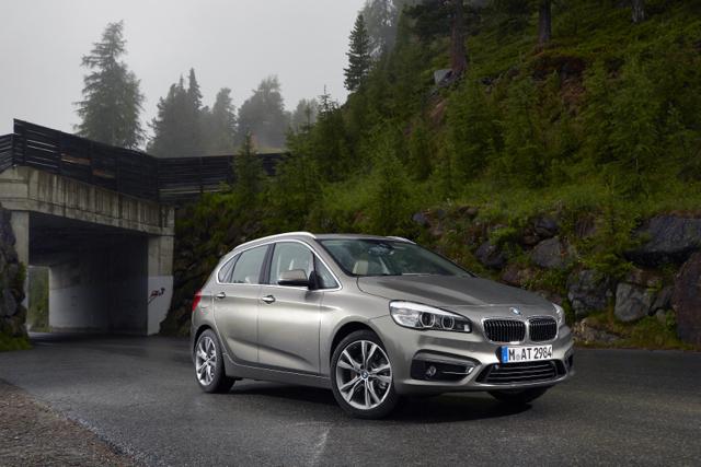 全新BMW 2系列Active Tourer 預售價格正式公佈!