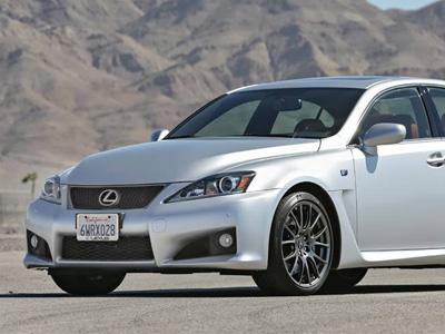 【熱門話題】Lexus ISF轎跑車下台一鞠躬