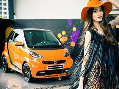 smart fortwo BRABUS特仕車,超限量30 台!