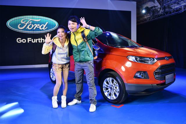 Ford Focus、Ford Fiesta成長猛進 強勁優惠感恩回饋
