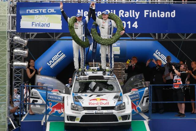 WRC世界拉力錦標賽芬蘭站落幕:MICHELIN LTX Force專屬越野賽車胎嶄新亮相