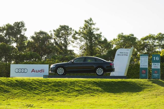 「2014 CTBC LADIES OPEN 中國信託女子公開賽」即將妹力開打!Audi 再度擔任重要推手