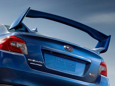 【熱門話題】Subaru WRX STI的尾翼為何要做的那麼高呢?