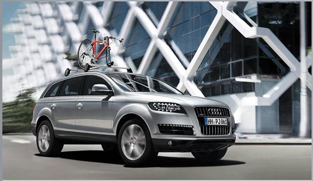 愛車再進化!Audi 原廠配件優惠時施中