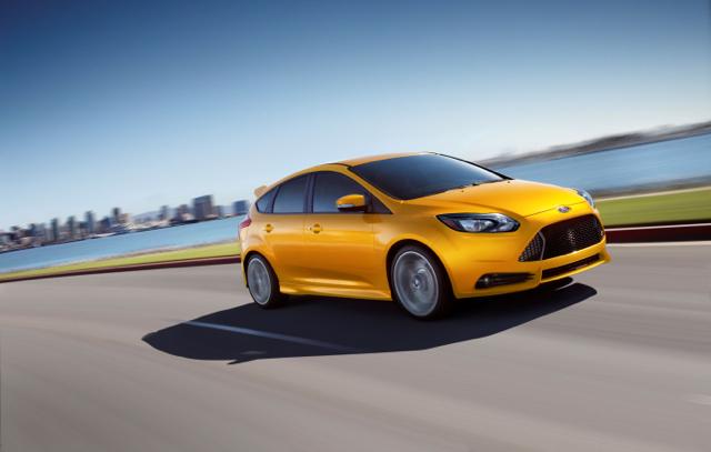 入主Ford暢銷車款:零頭款、延長保固雙優惠