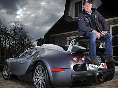 頂級超跑 Bugatti車主平均擁有84輛車! 比賓利買家多76輛!