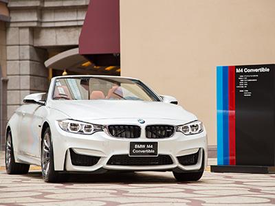 全新BMW M4敞篷跑車正式發表