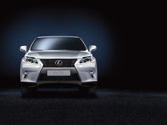 LEXUS歡慶品牌25週年 RX 270特別式樣限量升級上市