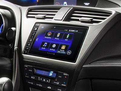 Honda車內資訊娛樂系統用的是NVIDIA Tegra行動處理器