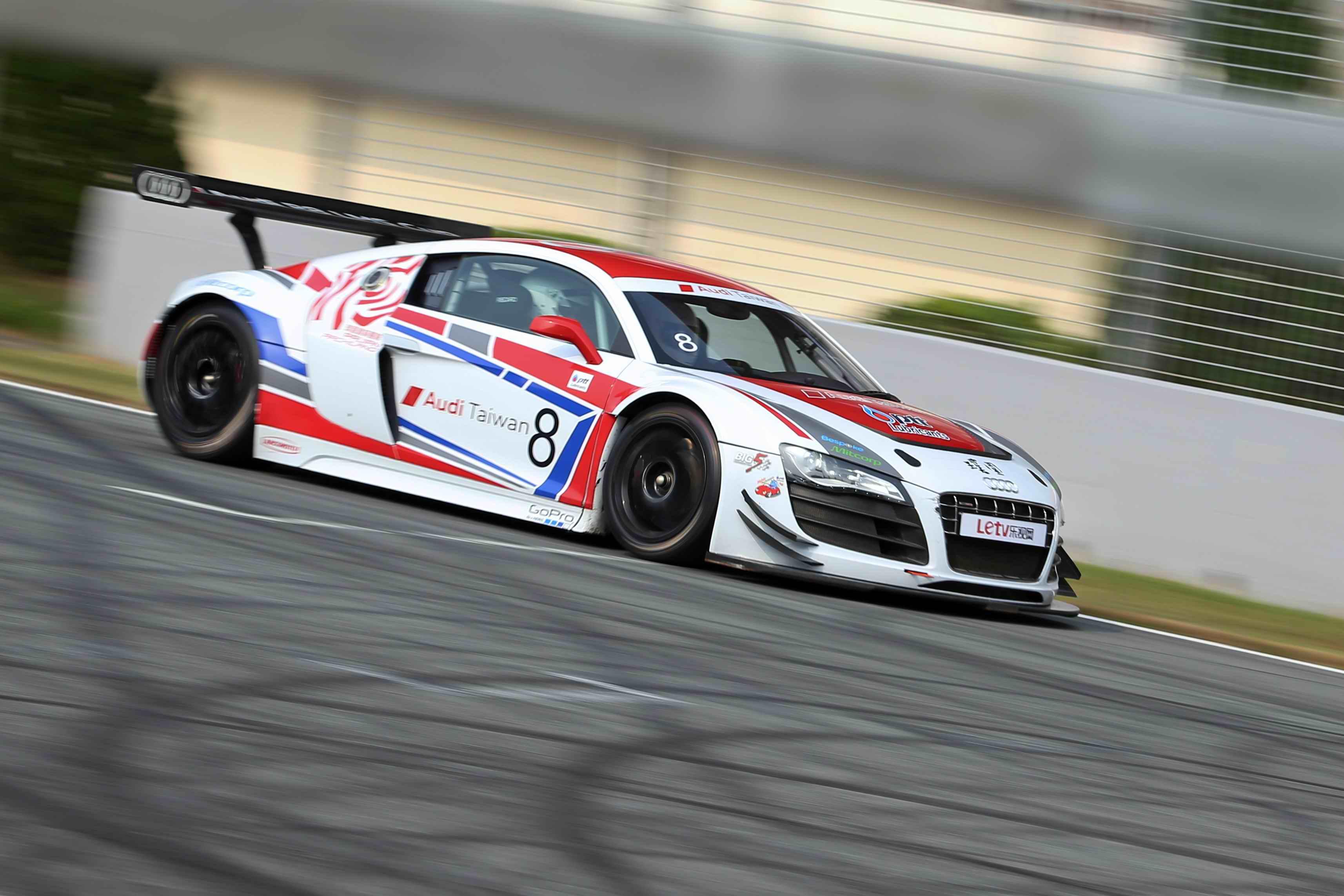 2014 Audi Driving Experience極限體驗營珠海賽道熱力狂飆!