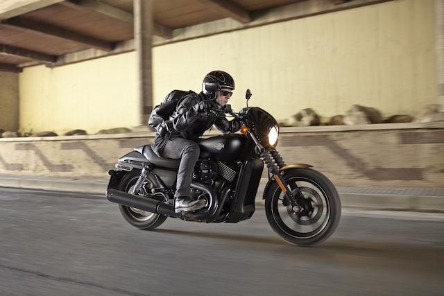 Harley-Davidson 2015年式新車 全新上市 Street 750同步登台亮相