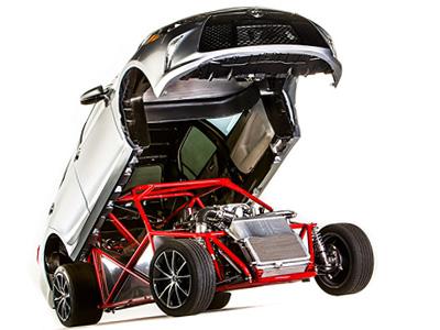850匹馬力的 Toyota Camry羊皮狼!加速比法拉利超跑還猛!