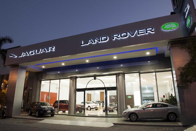 JAGUAR LAND ROVER台灣「五年計劃」成果:南部第一家全新據點開幕