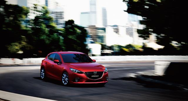 千呼萬喚:All-new Mazda3貴賓預賞會12/6預接單展開
