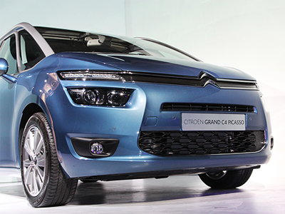 CITROËN品牌正式在台發表,GRAND C4 PICASSO旗艦MPV與 DS跑旅為首波上市車款!