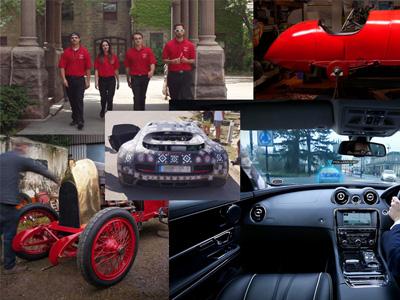 大排量、每缸7公升的引擎!加價選色後、Mazda技師居然烤不出日本原廠魂動紅?