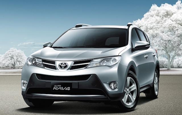 TOYOTA在 2014年以139241台銷量、連續第13年蟬聯台灣車市銷售冠軍