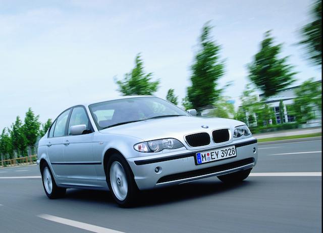 BMW針對3系列房車(E46)車型顧客免費預約召回改正活動