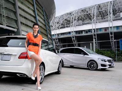 Mercedes-Benz B-Class改款上市,入門B 180汽油車款價格156萬元起。