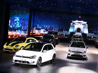 福斯汽車品牌之夜宣告 Volkswagen願景,同步發表新款 Touareg、Sportsvan以及 Passat