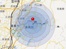 地震報台灣,用 iPhone 掌握即時地震訊息