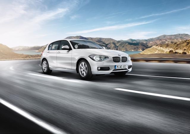BMW正2015年式車型全新到港:全車系優購專案同時啟動