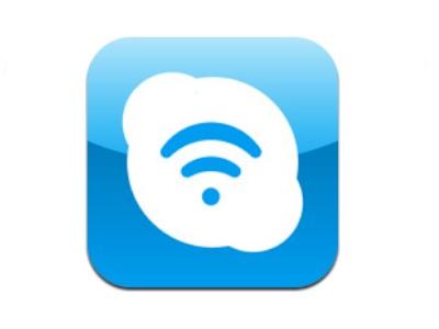 用 Skype 點數就可以上網,Skype WiFi iOS 上架
