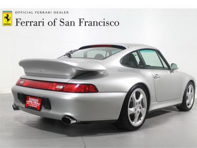 1997 Porsche 911 Turbo賣1320萬!輪胎裡還有來自德國的空氣...