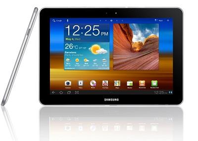 Samsung Galaxy Tab 10.1 平板搶先試玩