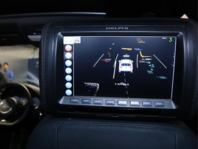 美國Delphi 改裝Audi SQ5為自動駕駛休旅車:將橫跨北美5600公里