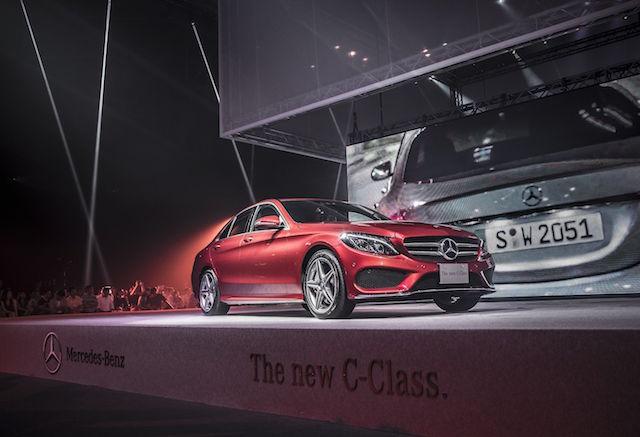 M-Benz全新 C-Class榮膺年度世界風雲車殊榮