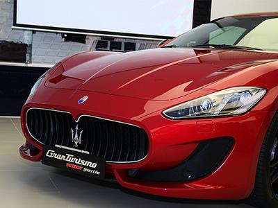 Maserati GranTurismo MC Sport Line Limited Edition限量車款正式在台發表!